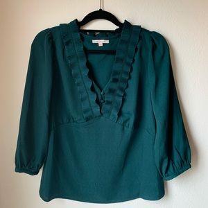 SKIES ARE BLUE Stitch fix size medium Kiran Shirt